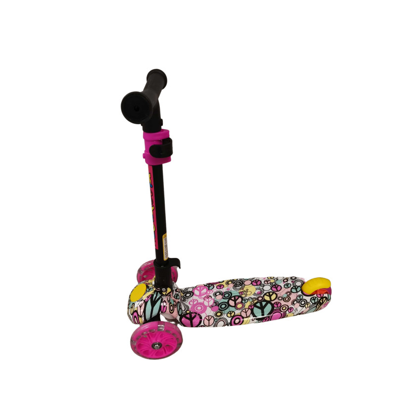 Piece Design Scooter – Girls 3 to 6 years