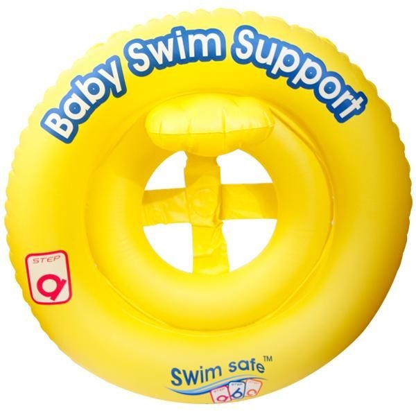 Bestway | Swim Safe Double Ring Baby Seat Step A
