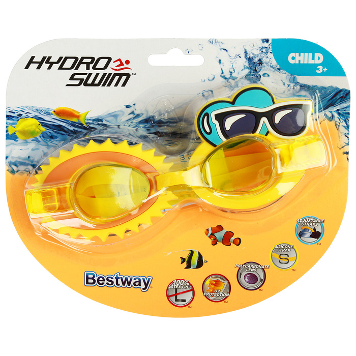 Bestway | Swimming Goggles | Sunny