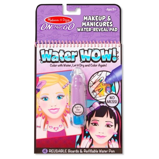 MD Water Wow | Makeup And Manicures