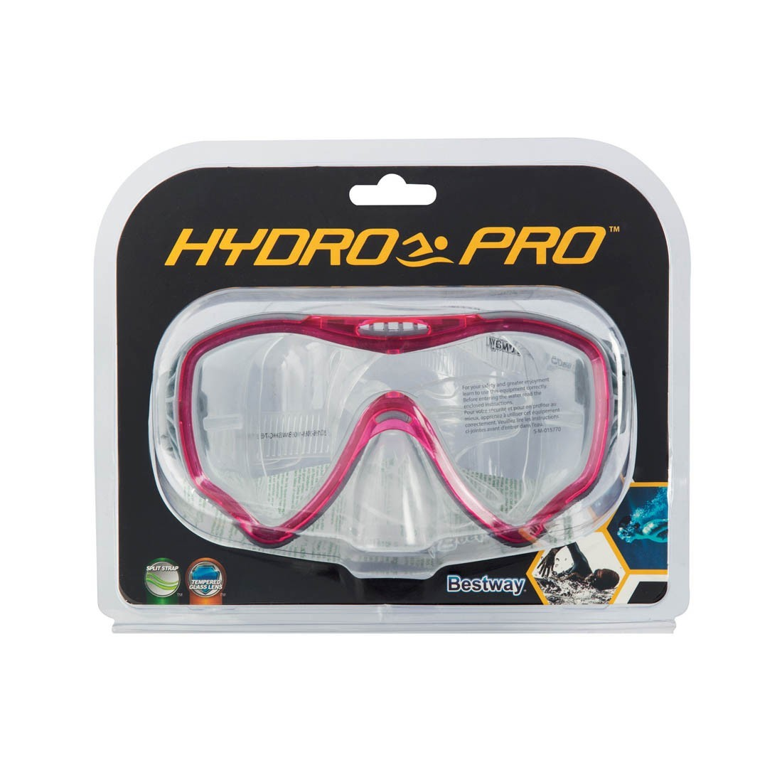 Bestway | Submira Dive Mask BW22045 | Pink