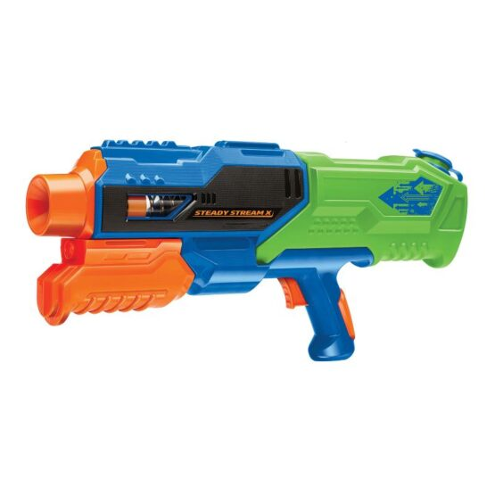 Combat Water Gun Steady Stream | Color May Vary