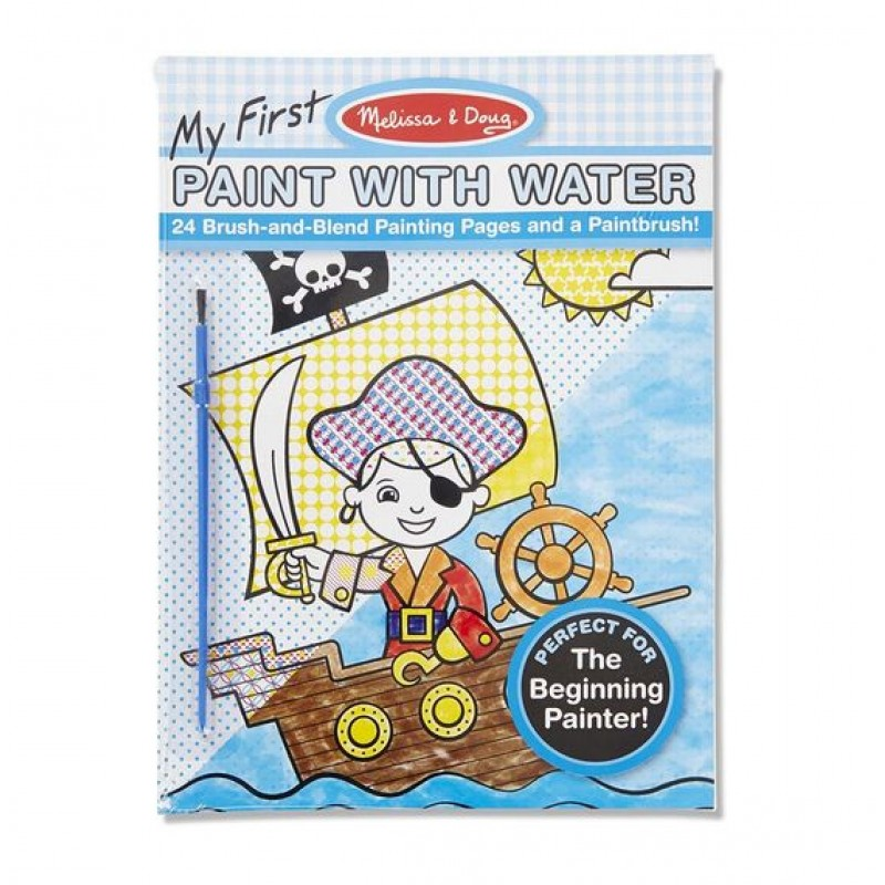 Melissa & Doug My First Paint with Water – Blue