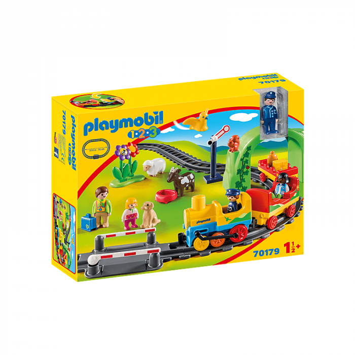 Playmobil My First Train Set For Children