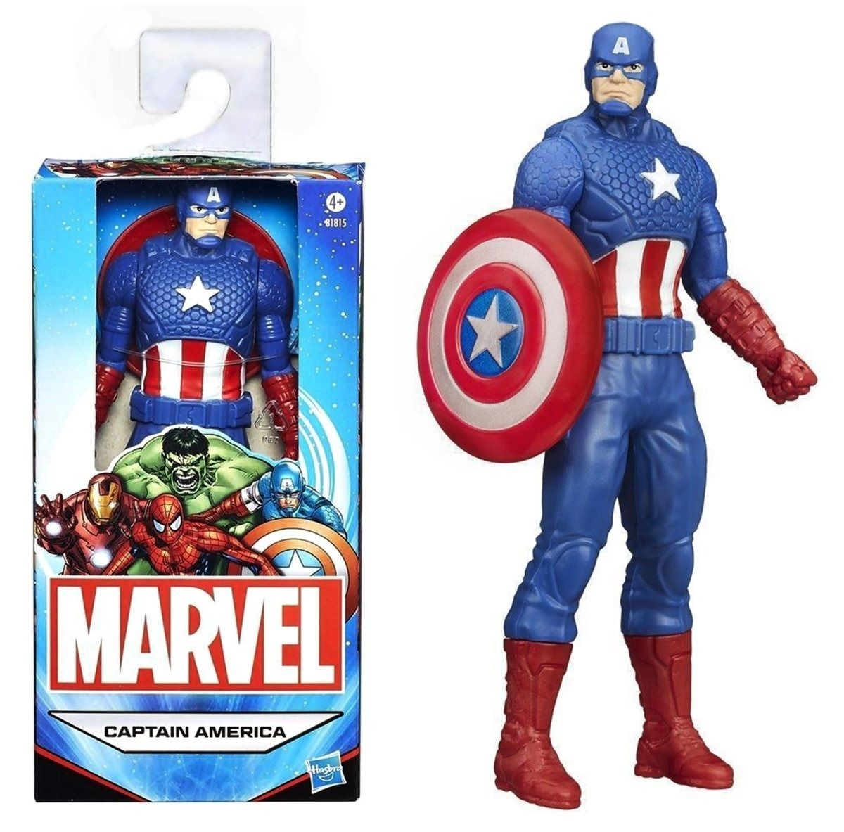 Hasbro Marvel Avengers Action Figures (character may vary)