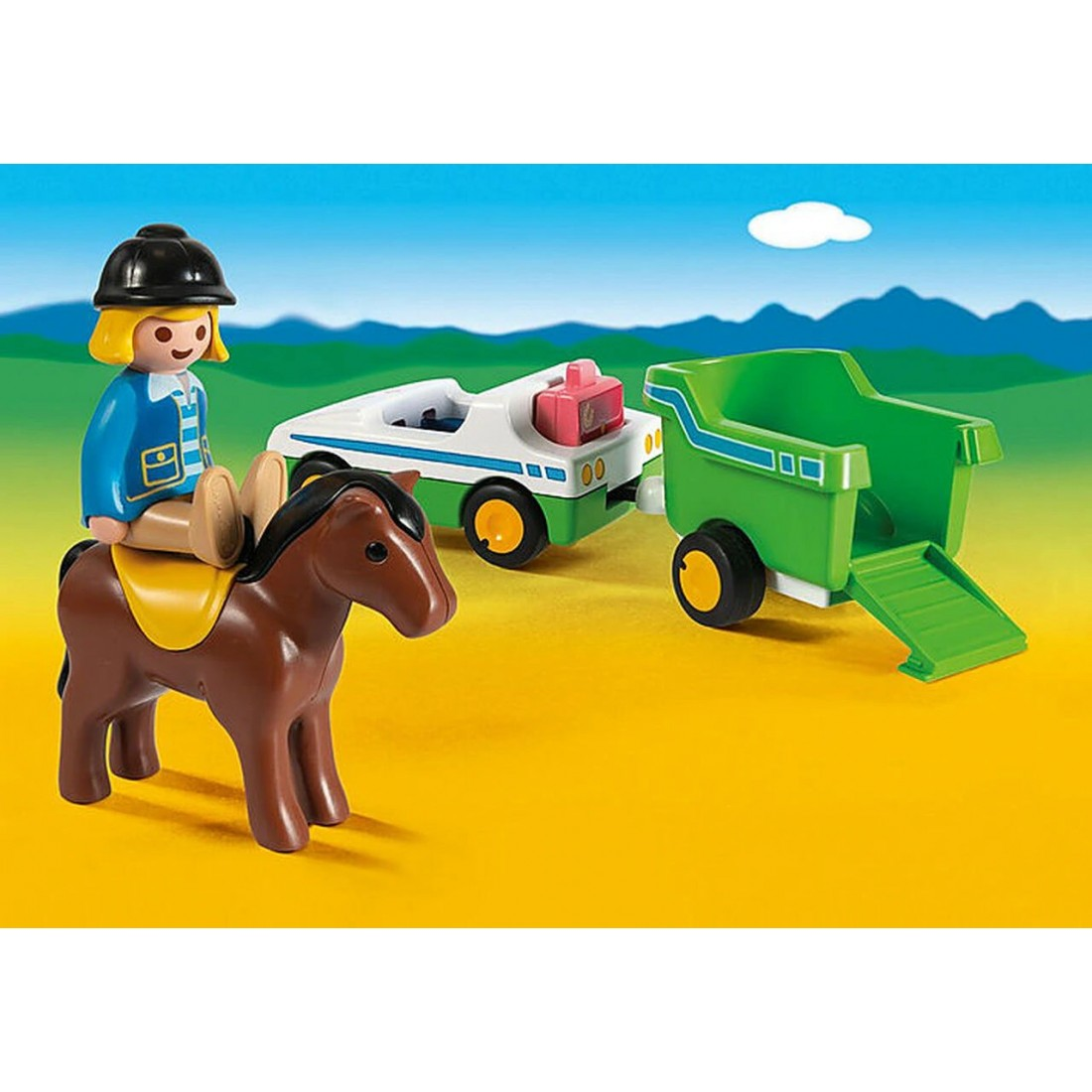 playmobil-123-car-with-horse-trailer (1)