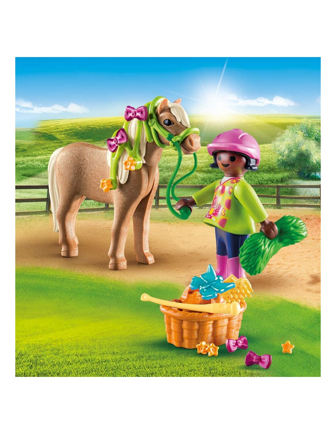 playmobil-70060-little-girl-with-pony