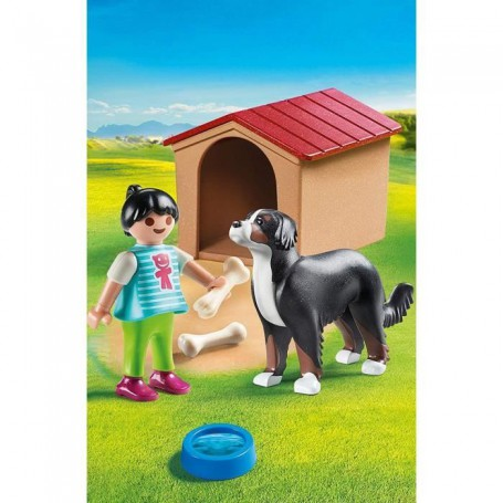 playmobil-70136-child-with-dog