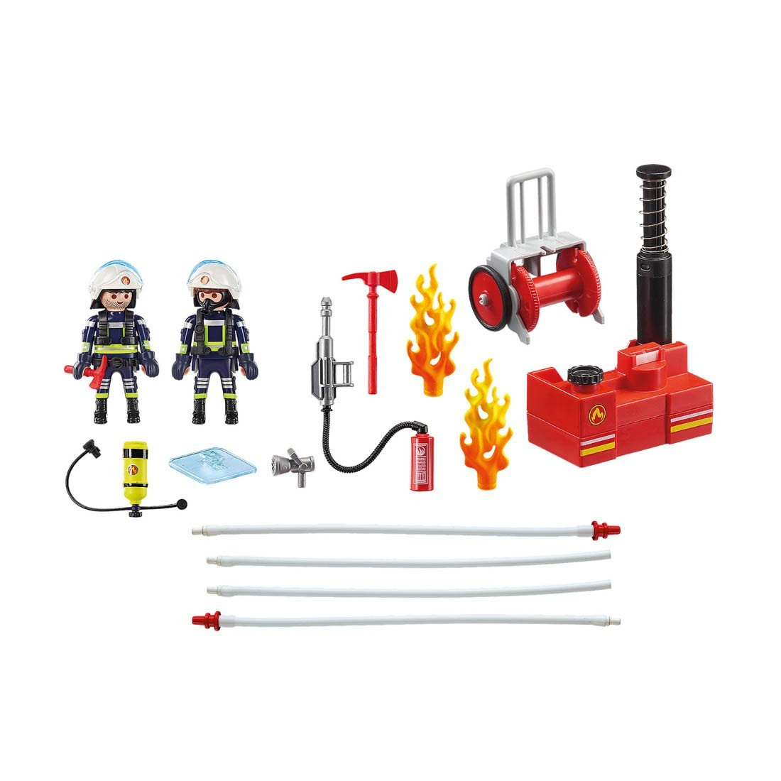 playmobil-city-action-fire-firefighter-figures-with-water-pump-hose