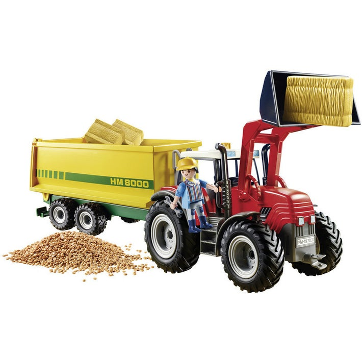 pm-70131-tractor-with-feed-trailer-4008789701312-1