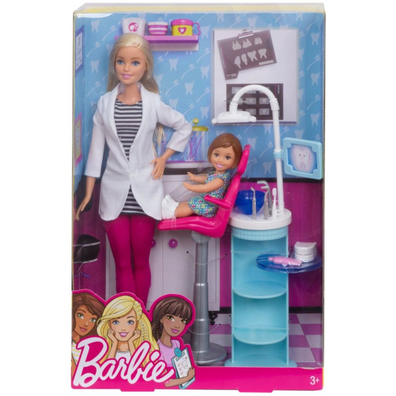 Barbie – Beekeeper Doll and Beehive Playset, 1 Pack – Assortment – Random Selection