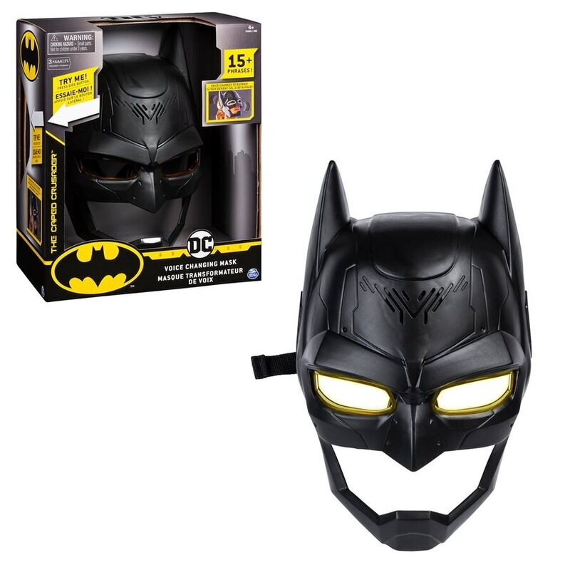 Batman Voice Changing Mask with Sounds
