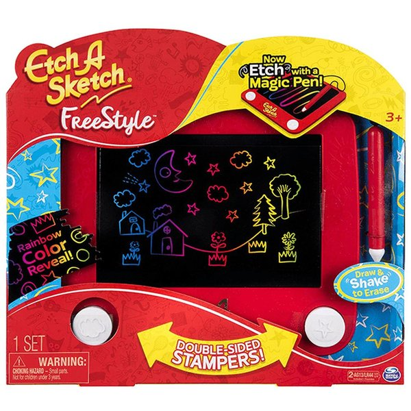 Spin Master – Etch A Sketch Freestyle