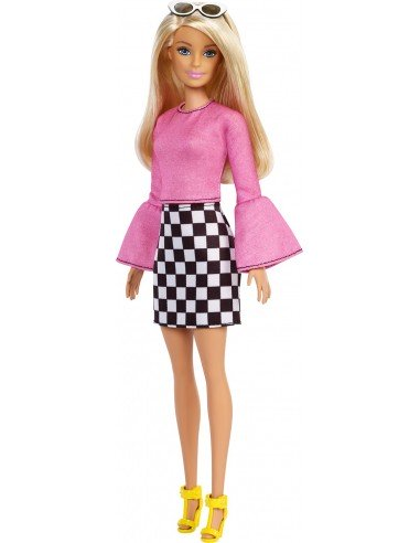 barbie-fashionistas-104-pink-blouse-black-and-white-skirt (1)