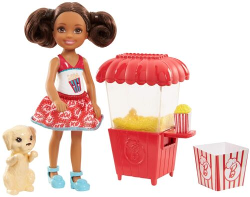 Barbie Chelsea Doll and Playset, Multi-Colour