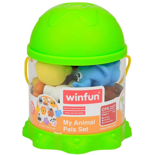 Winfun Toy, jungle color