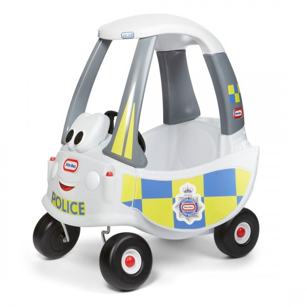 Little Tikes Police Response Cozy Coupe